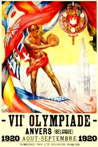 Олимпийские игры чемпионат мира 1920